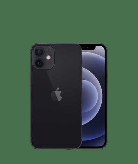 iphone 12 mini black select 2020