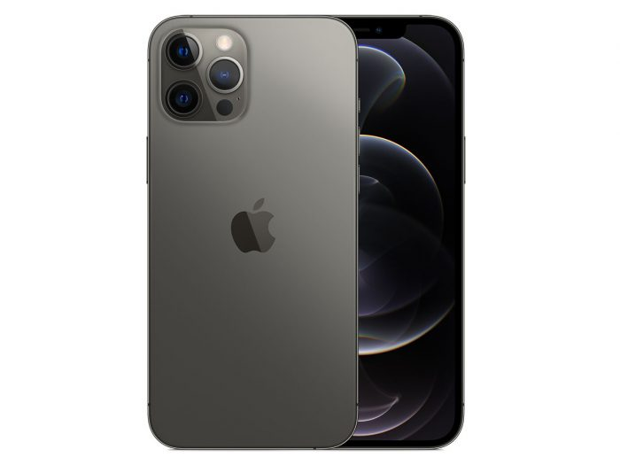 iphone 12 pro max graphite hero 1