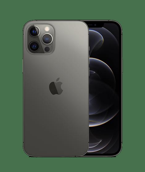 iphone 12 pro max graphite hero